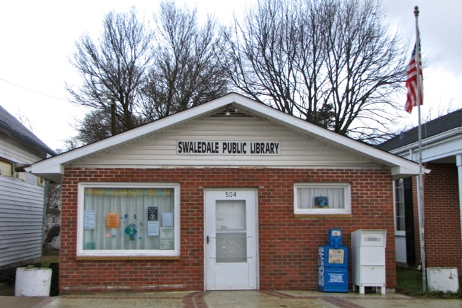 Public Library (Swaledale, Iowa)