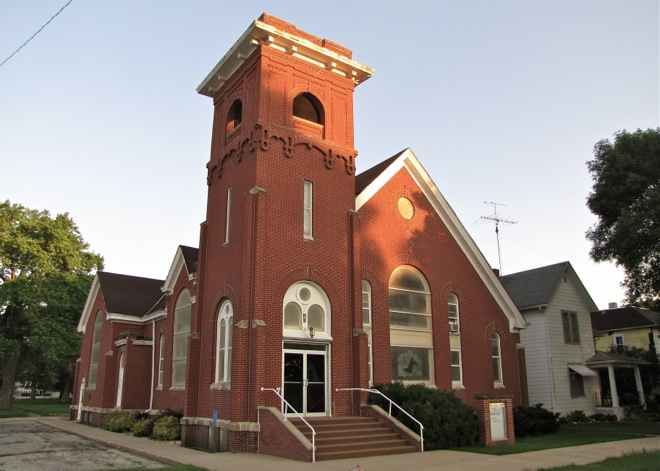 United Church of Christ (Fonda, Iowa)