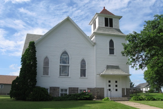 United Methodist Church (Brooks, Iowa)