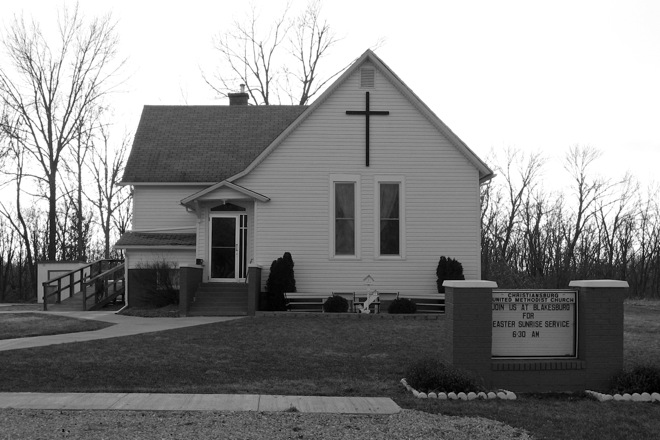 United Methodist Church (Christiansburg, Iowa)