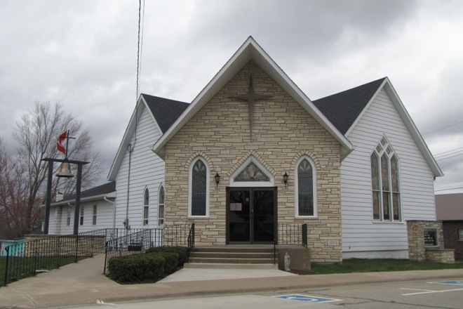 United Methodist Church (Colesburg, Iowa)