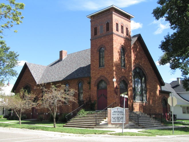 United Methodist Church (Maxwell, Iowa)