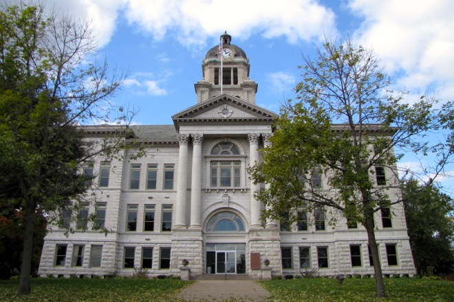 Muscatine County Courthouse (Muscatine, Iowa)