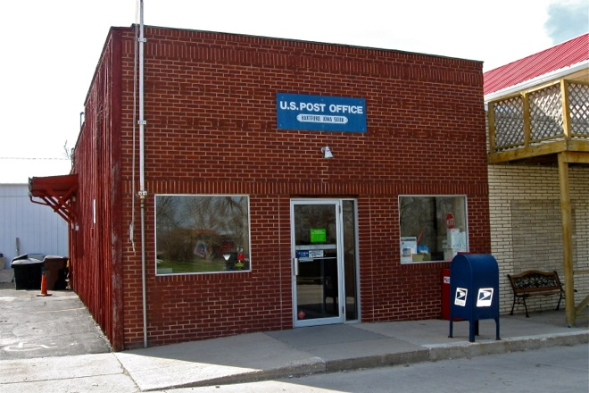 Post Office 50118 (Hartford, Iowa)
