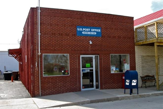 Post Office 50118 (Hartford, Iowa)