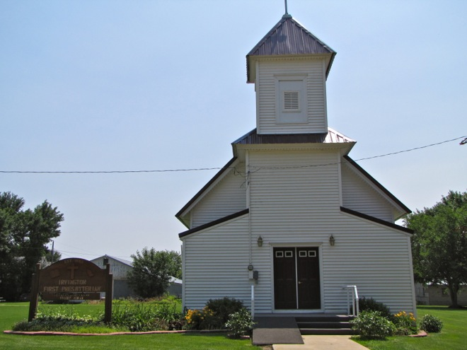 First Presbyterian Church (Irvington, Iowa)