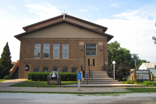 United Methodist Church (Richland, Iowa)