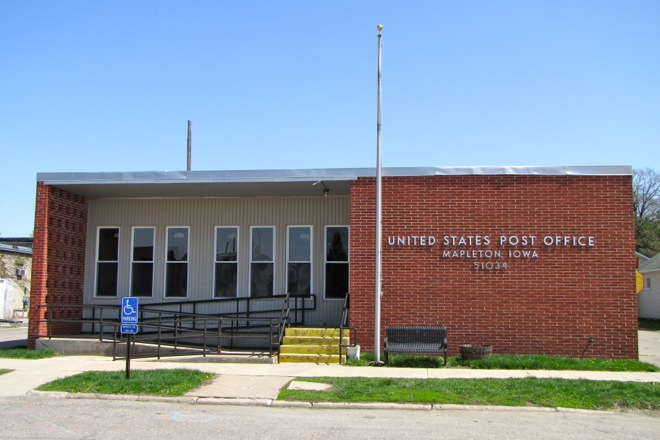 Post Office 51034 (Mapleton, Iowa)