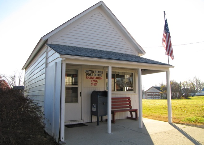Post Office 51651 (Shambaugh, Iowa)